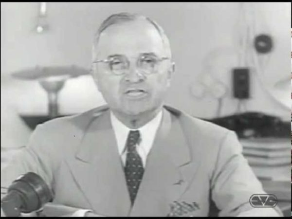 Truman's Decision to Drop the Atomic Bomb (Julia Thompson)