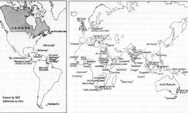 The British Empire: Dominions
