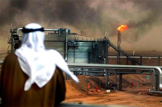Relations internationales et sujet d'étude sur le Moyen-Orient et le pétrole (devoirs type bac)