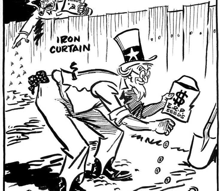 Le jeu des puissances dans un espace mondialisé de 1945 à nos jours (Question obligatoire)