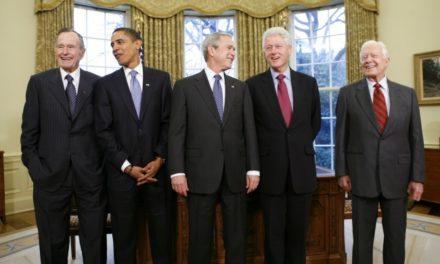 Image illustrant l'article presidents de Clio Lycee