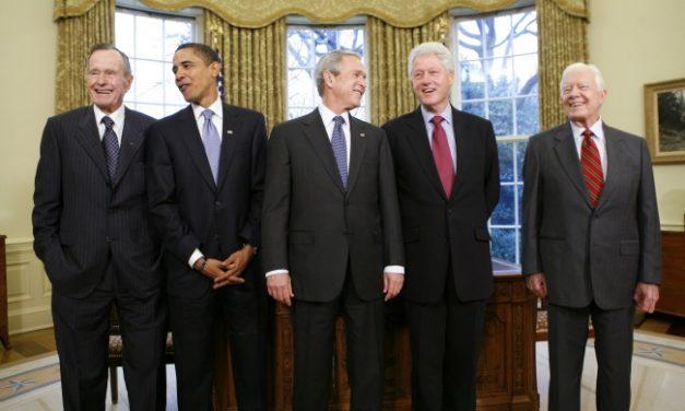 Fiche de révision : la Présidence américaine depuis les 14 points du Président Wilson