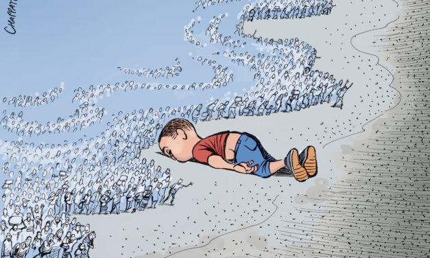 Les migrations internationales (sujet d'étude)