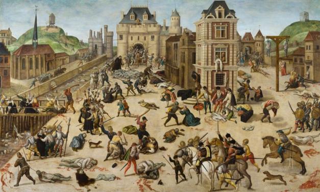 Le massacre de la Saint-Barthélemy (1572) : étude sur un évènement majeur des guerres de religion en France (Tâche complexe)
