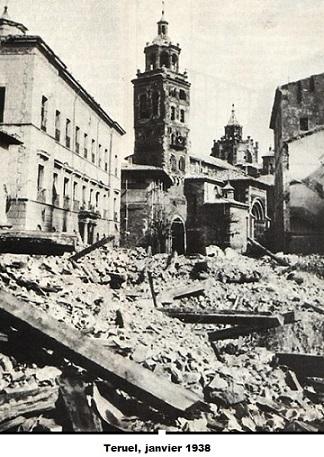 La bataille de Teruel, un moment clé de la guerre d'Espagne (décembre 1937- février 1938)