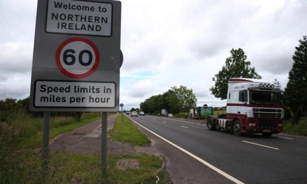Irish Border: The Brexit Issue (Première, DNL)
