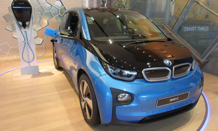 Image illustrant l'article BMWI3 de Clio Lycee