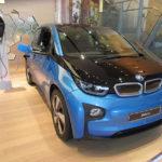 Un produit mondialisé : la BMW i3