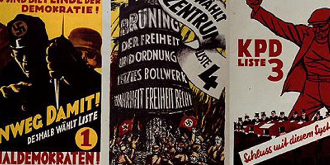 Socialisme, communisme et syndicalisme en Allemagne de 1875 à nos jours
