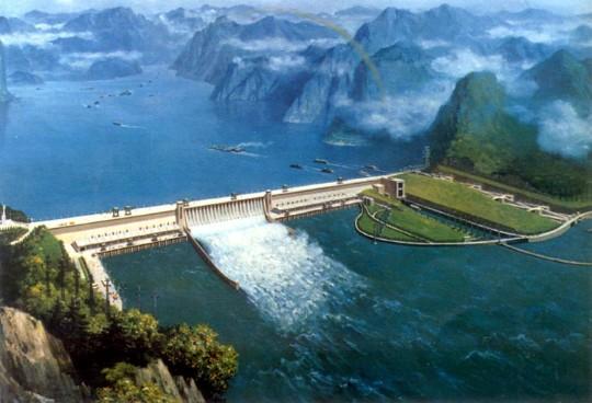 Évaluation : la maîtrise du cours du Yangzi en Chine