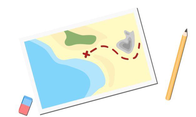 Activité de cartographie numérique avec les TICE