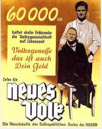 Une biocratie eugéniste: Le IIIe Reich