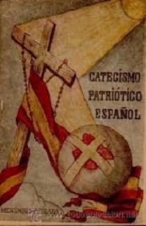 El catecismo patriótico español de 1939
