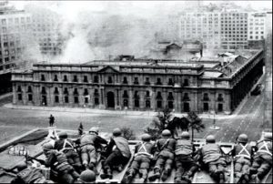 Chili 1973 coup d'état