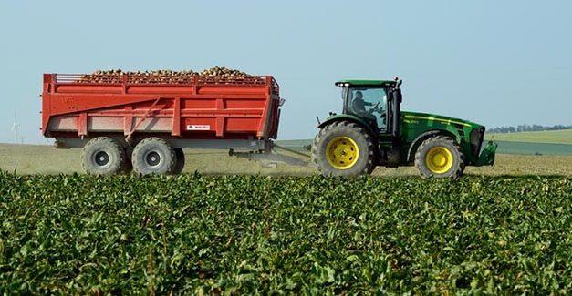 L'agriculture française dans la mondialisation
