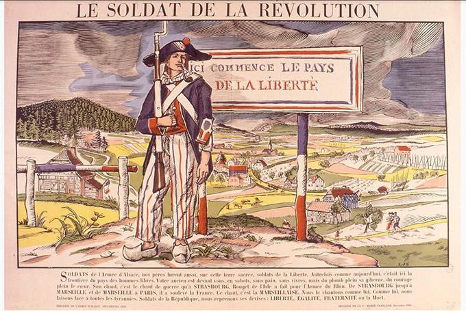 Séquence 1: La Révolution et l'Empire: une nouvelle conception de la nation