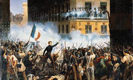 Europe entre révolution et restauration