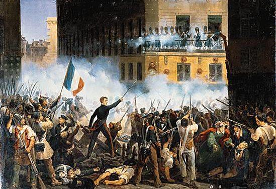 Chapitre 2/2 : l'Europe entre restauration et révolution (1814-1848)