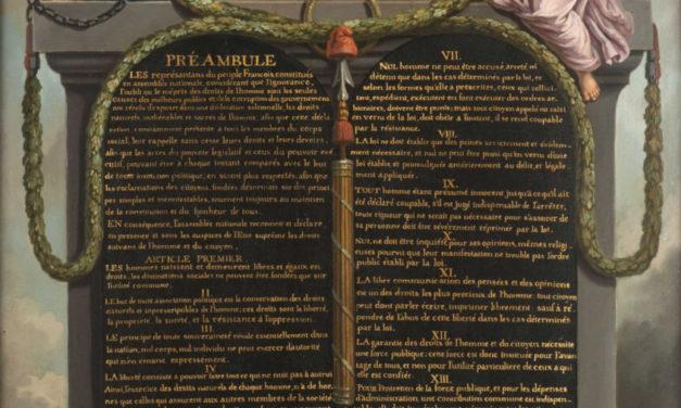 Question obligatoire – L'Europe bouleversée par la Révolution française (1789-1815)