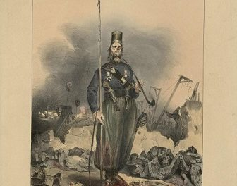 Image illustrant l'article Grandville_L'ordre_règne_à_Varsovie_1831 de Clio Lycee