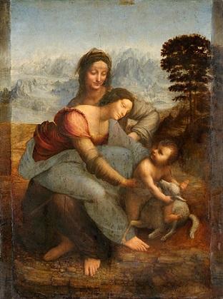 Visite des collections italiennes du Louvre