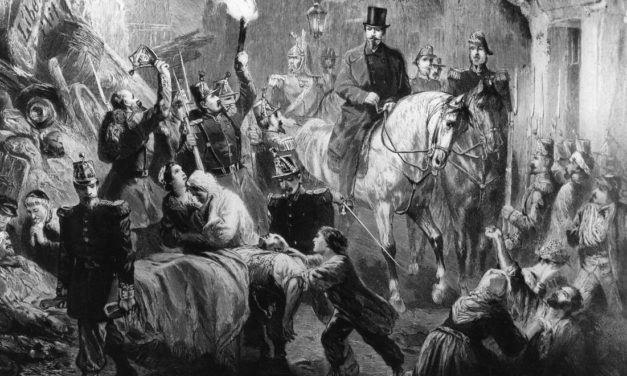 Chapitre 1/3 : La difficile entrée dans l'âge démocratique : la Deuxième République et le Second Empire