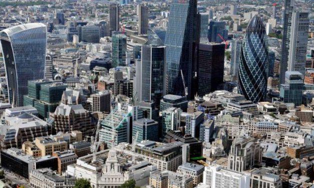 Londres, une métropole de rang mondial