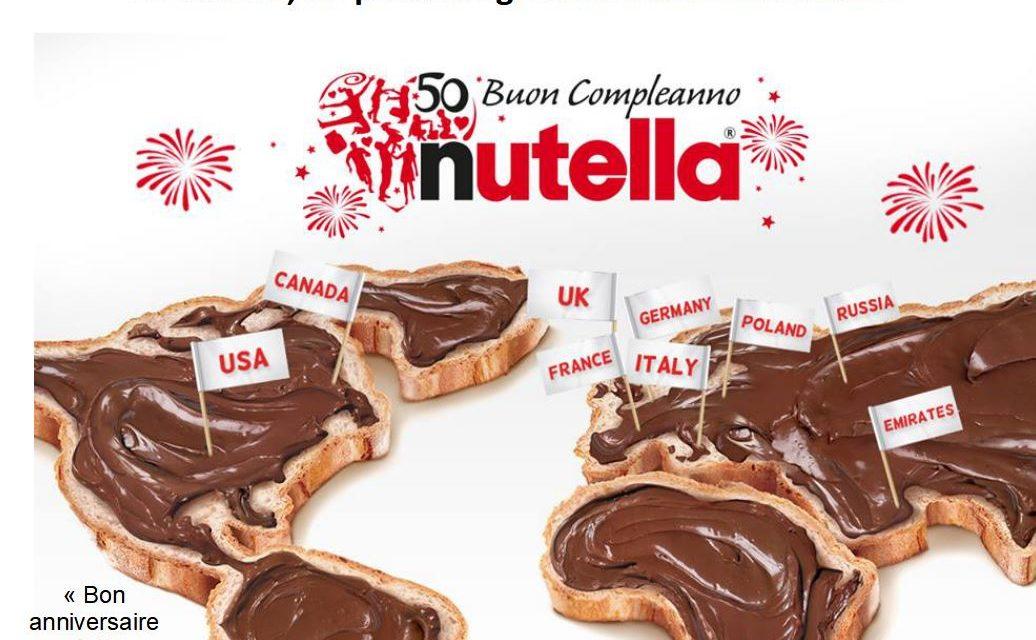 Étude de cas : Le Nutella, un produit mondialisé