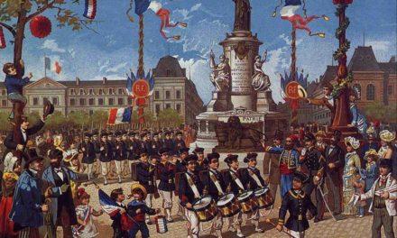 Image illustrant l'article bataillon-scolaire_Bastille de Clio Lycee