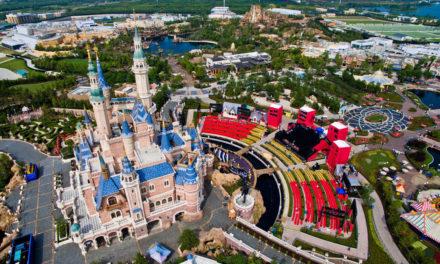 Image illustrant l'article Disney à Shanghai de Clio Lycee