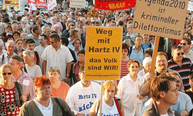 Le syndicalisme allemand en recomposition