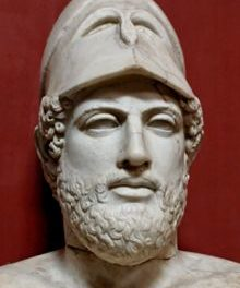 Image illustrant l'article Pericles buste de Clio Lycee