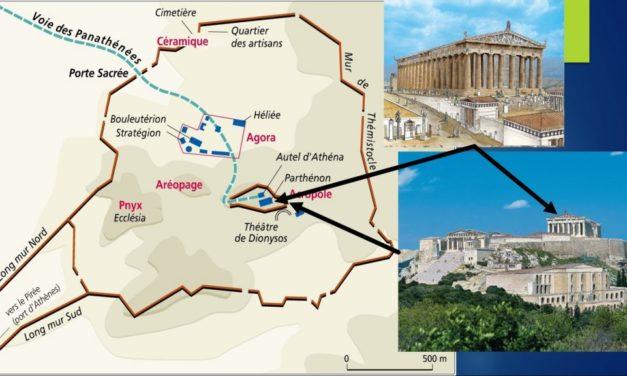 Activités pour le chapitre 1 «La Méditerranée antique : les empreintes grecques et romaines»