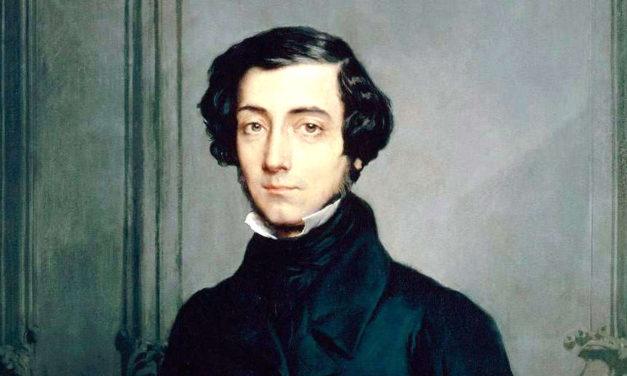 Jalon «Alexis de Tocqueville : de la démocratie à la tyrannie ? Une analyse politique»