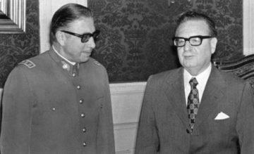 Allende-Pinochet : petite histoire d'une trahison
