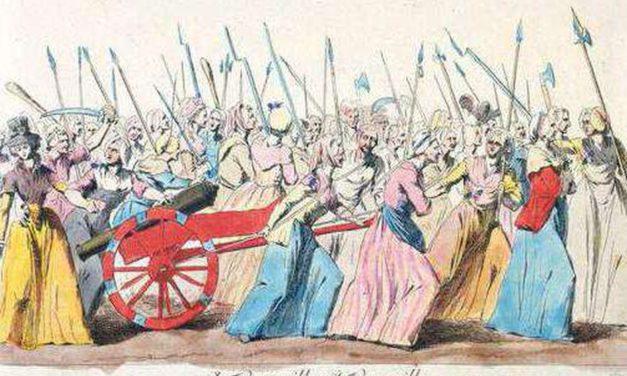 Correction Composition. «Le peuple dans la Révolution».