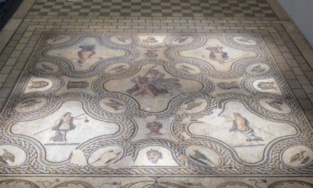Image illustrant l'article Les mosaïques d'Achille et Penthée de Clio Lycee