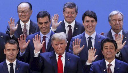 Thème 2 : Analyser les dynamiques des puissances internationales