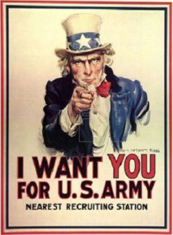 Oncle Sam a besoin de toi ! Retour sur une célèbre affiche de propagande