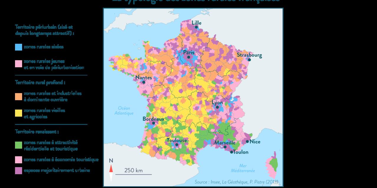 Les espaces ruraux: multifonctionnalité ou fragmentation ?