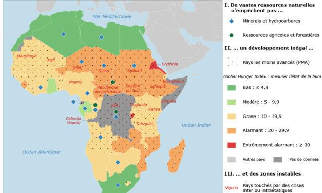 LES DÉFIS DU CONTINENT AFRICAIN