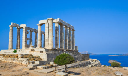 Image illustrant l'article cap_sounion de Clio Lycee