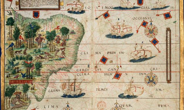 Proposition d'une évaluation sur le thème de «L'ouverture de l'Atlantique»