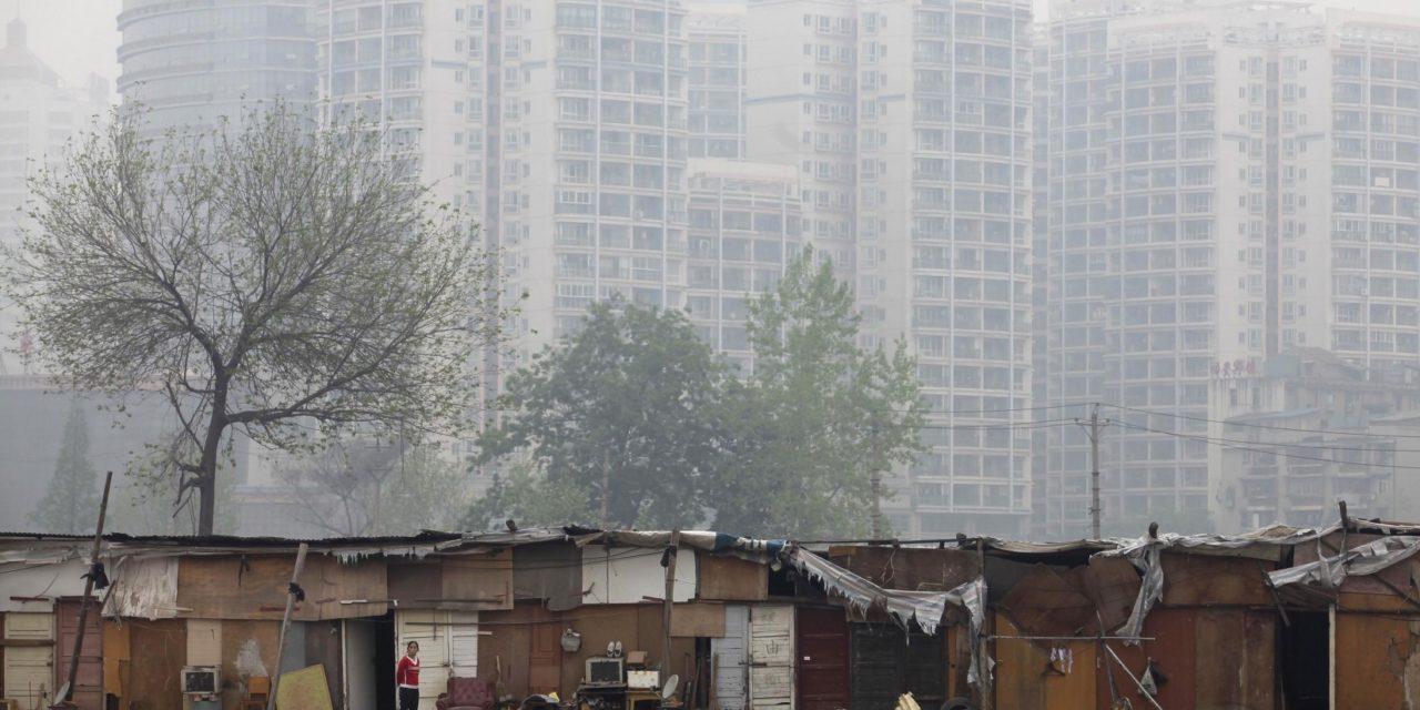 Thème 4 – Chapitre 1 : Développement et inégalités en Chine