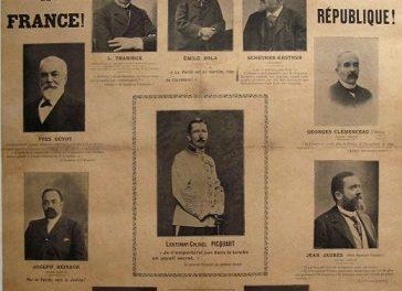 affaire Dreyfus presse et opinion