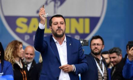 Image illustrant l'article M. Salvini 2019 de Clio Lycee