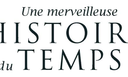 Image illustrant l'article Une_merveilleuse_histoire_du_temps_Logo de Clio Lycee