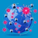 Analyser géographiquement les liens entre le virus Covid-19 et la mondialisation