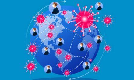 Image illustrant l'article Coronavirus et mondialisation de Clio Lycee