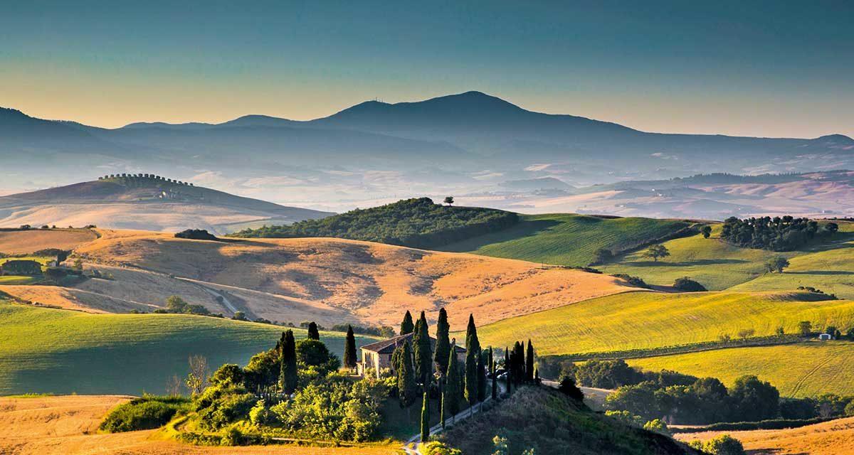Les mutations des espaces ruraux de Toscane